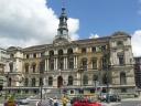 Fachada del Ayuntamiento de Bilbao